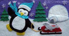 How to Make a Quiet Book: Winter Quiet Book ideas Christmas Sewing, Felt Christmas, Christmas Crafts, Diy Quiet Book, Felt Quiet Books, Felt Decorations, Felt Patterns, Busy Book, Felt Ornaments
