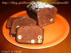 Plum cake cioccolato e nocciole