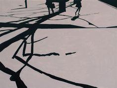 Koen van den Broek Urban Landscape, Abstract Landscape, Abstract Art, Urban Painting, Artist Painting, Hyperrealism, Installation Art, Abstract Expressionism, Photo Art