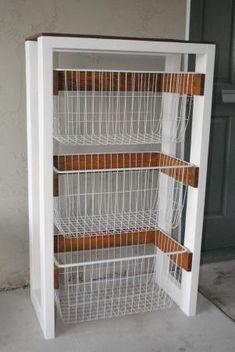 Modern Laundry Basket Sorter