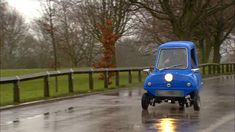 How the World's Smallest Car Is Made