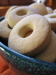 Macine del Mulino Bianco fatte in casa - Ricetta biscotti alla panna