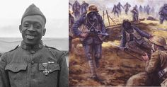 Harlem Hellfighter Survived WWI Battle with German Soldiers Despite 21 Wounds, Received MOH Almost 100 Years Late - https://www.warhistoryonline.com/featured/harlem-hellfighter-survived-wwi-battle.html