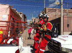 Recover Pro EMS Meret y Casco EOM Blanco de Siccor apoyando el servicio del personal en Protección Civil Dolores Hidalgo CNI, Guanajuato.  EMS México | Equipando a los Profesionales