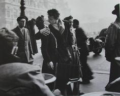 Robert Doisneau, The Kiss - Paris, 1950