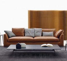 #sofa #furniture #interior #design модульный диван B&B Italia Richard, 9RA230