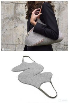 Simple and great bag. a bit like a Origami Bag.