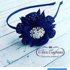 Fabric Ribbon, Ribbon Bows, Diy Headband, Headbands, Flower Girl Headpiece, Flower Crafts, Hair Pins, Crafts For Kids, Hair Accessories