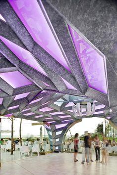 Vinaròs Sea Pavillion / Guallart Architects