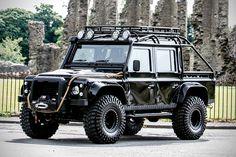 2014 Land Rover Defender SVX