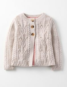 Cable Cardigan | Boden. Ava needs this