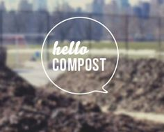 What if you could trade your discarded food waste for fresh new fruits and veggies? That's the idea behind Hello Compost – a service that offers fresh produce in exchange for compost in working class New York communities. The project, started by Parsons design students Aly Blenkin and Luke Keller, incentivizes residents to save organic matter from the garbage while encouraging better eating practices.
