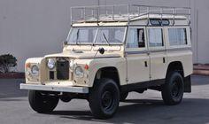 1966 Land Rover Defender Series IIA