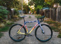 Cyclo Cross/Gravel Grinder/Monstercross -speksauslanka « Yksivaihde.net