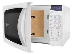 Micro-ondas Electrolux MTD30 - 20L Trava de Segurança com as melhores condições você encontra no Magazine Linhatotal. Confira!
