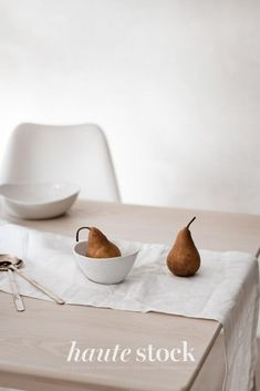 Lifestyle, workspace Brand Archetypes, Bright Kitchens, Kitchen Images, Deep Brown, Healthy Beauty, Neutral Tones, Business Branding, Pears, Autumn Inspiration