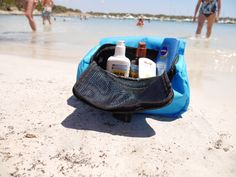 Testmonster grüezi bag washbag large #testmonsterblog #gruezibag