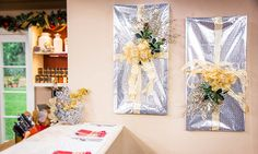 #CountdowntoChristmas wrapping! - Getting Creative w Holiday Wrapping Paper @HomeandFamilyTV | Hallmark Channel