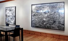 Sohei Nishino's intricate new works put world cities on the map | Art | Wallpaper* Magazine