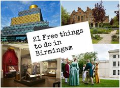 21 Free things to do in Birmingham