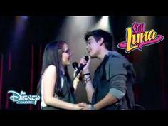 "Soy Luna 2 - Open Music #1: Nina & Gastón cantan ""Mitad y Mitad"" (Momento Musical) - YouTube"