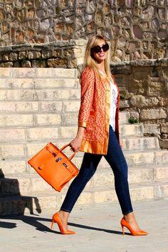 Purse Orange Naranja 19 Fashion Woman Mejores Imágenes Cartera De 6wxCnaYUq