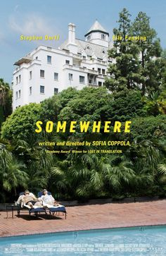 Somewhere (2010) - US One Sheet