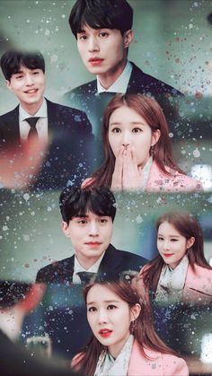 Touch Your Heart / K-Drama / Kdrama / Korean Drama / Lee Dong Wook / Yoo In Na Best Spy Movies, 18 Movies, Good Movies, Korean Drama Best, Korean K Pop, Korean Star, Wgm Couples, Cute Couples, Lee Dong Wook Goblin