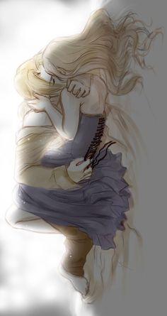 #Winry #Rockbell #FullmetalAlchemist #Edward #Elric
