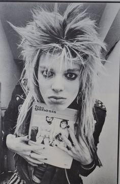 Michael Monroe 1981