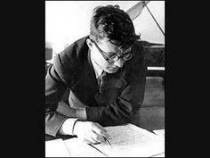 This moves me greatly...    Composer: Dmitri Shostakovich (1906-1975)    Dmitri Shostakovich's son, Maxim Shostakovich conducts Piano Concerto No. 2 in F major which is performed by Maxim's son, Dmitri Shostakovich Jr. and accompanied by the I Musici de Montreal