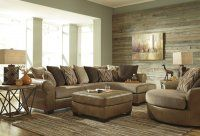 Sand Two Piece Sectional from the Ludden Collection