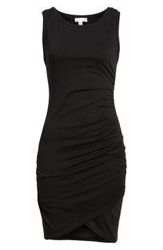 body-con tank dress