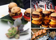 An Indulgence to Keep the Party Going: Sliders for Your Wedding | Bridal and Wedding Planning Resource for California Weddings | California ...