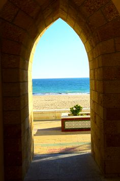 Rota, Spain I have been here at this arch!