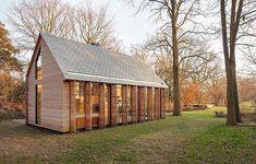 Zecc Architecten, recreation house in rural netherlands: http://www.playmagazine.info/zecc-architecten-recreation-house-in-rural-netherlands/