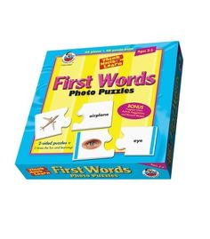 First Words Floor Puzzle - Carson Dellosa Publishing Education Supplies