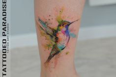 watercolor_tattoo_hummingbird_by_dopeindulgence-d7pfrh1