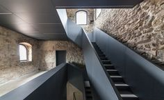 Built by Gianluca Gelmini in Villa d' Adda, Italy Torre del Borgo is one of the most famous fortified buildings in the history of Bergamo. The powerful and accurate qu...