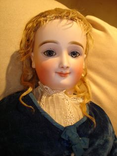 "1873 BIG BRU DOLL ""EUGENIE IMPERATRICE"""