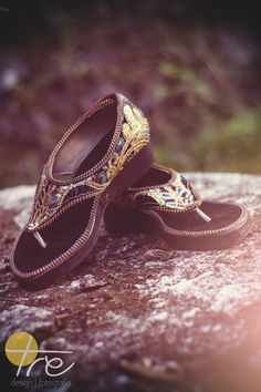 Sandália de Jaipur, Índia.