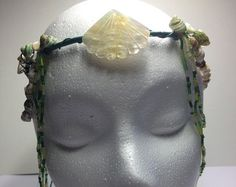 little mermaid headpiece - Google Search