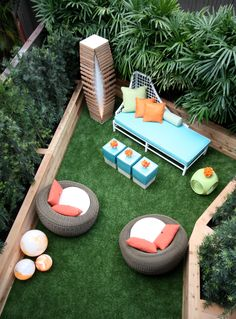 You won't believe what this tiny backyard space used to look like!