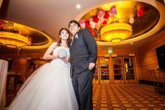 Congratulations to Alan & Shirlene! ♥