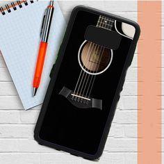Taylor Black Guitar Samsung Galaxy S8 Plus Case Casefreed