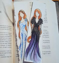 Reminds me of feyre at Starfall and at the Night Court