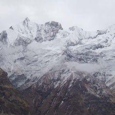 Nature #snow #mountains #landscape