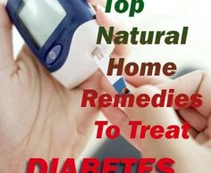 home remedies which can help us control Diabetes.