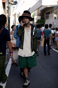 On the Street….Aoyama, Tokyo