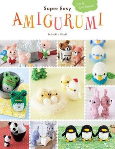 Excited to share the latest addition to my #etsy shop: Super Easy Amigurumi - Crochet Cute Animals - eBook Only - PDF Version - Instant Download #supplies #sewing #amigurumicrochet #crochetanimals #crochetrabbit #crochetbear #crochetfrog #crochetchicks #crochetpanda